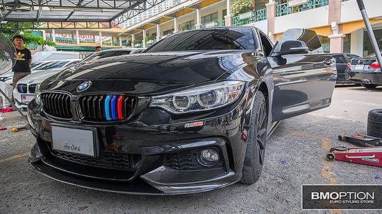 BMOPTION com - F30 ชุดแต่ง M Sport / M Performance / M3 / 3D Design